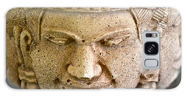 Pleasure Anger Sorrow Joy Galaxy Case by Lehua Pekelo-Stearns