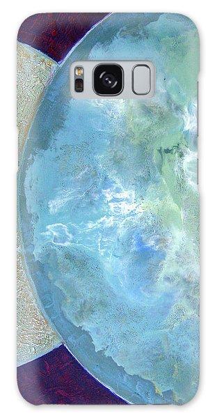 Pleiades Meditation Galaxy Case by Carolyn Goodridge