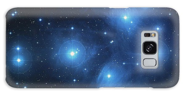 Pleiades - Star System Galaxy Case by Absinthe Art By Michelle LeAnn Scott