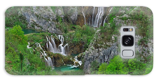 Plitvice Galaxy Case