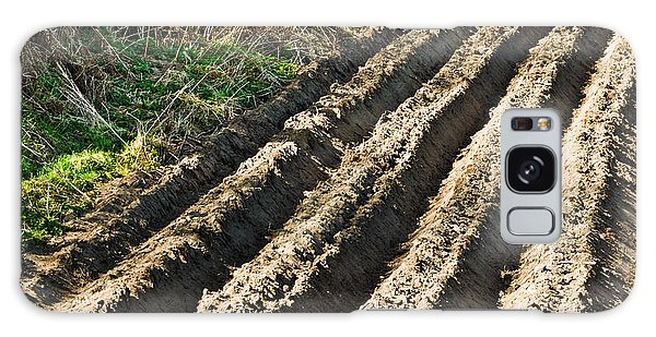 Ploughed Field Galaxy Case