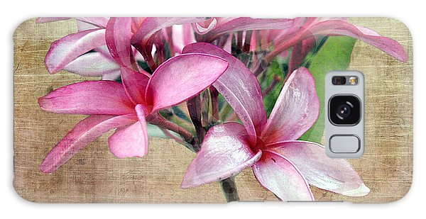 Plumeria Galaxy Case by Irma BACKELANT GALLERIES