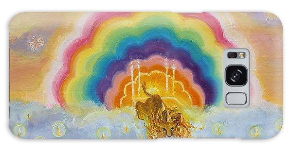 Pms 43 Lion Of Judah On Earth Galaxy Case