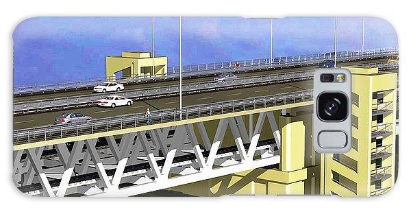 Podilsky Bridge Galaxy Case