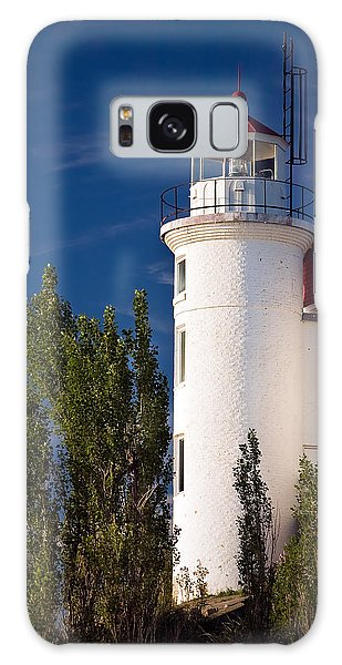 Point Betsie Lighthouse Michigan Galaxy S8 Case