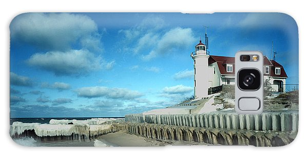 Point Betsie Winter Of '89 Galaxy Case
