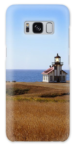 Point Cabrillo Light House Galaxy Case