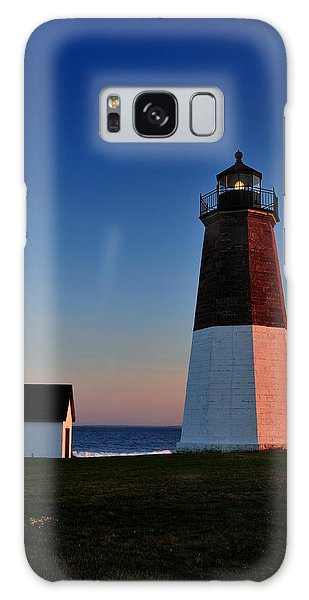 Point Judith Light Galaxy Case