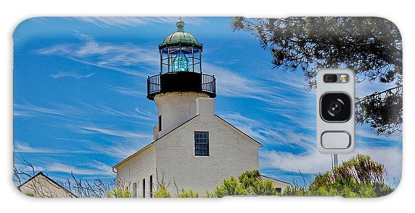 Point Loma Lighthouse Galaxy Case