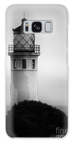 Pointe Vincente Lighthouse Galaxy Case