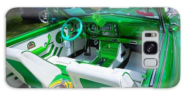 Poison Ivy Car Galaxy Case