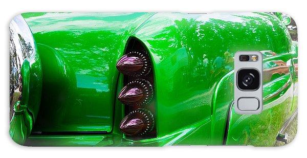 Poison Ivy Green Custom Car Galaxy Case