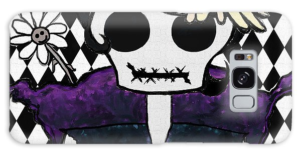 Poker Face Galaxy Case