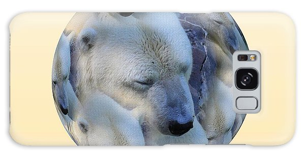 Polar Bears  Galaxy Case