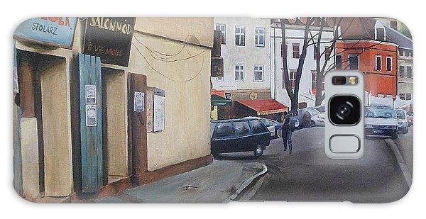Polish Street Galaxy Case