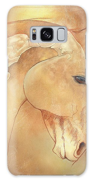 Horse Galaxy Case - Poll Meet Atlas Axis by Catherine Twomey