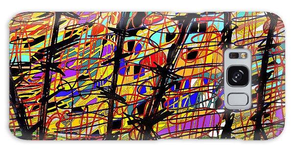 Pollock Updated Galaxy Case