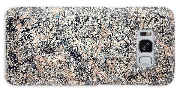 Washington D.c Galaxy Case - Pollock's Number 1 -- 1950 -- Lavender Mist by Cora Wandel