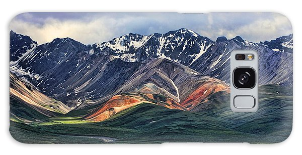 Mountain Galaxy Case - Polychrome by Heather Applegate