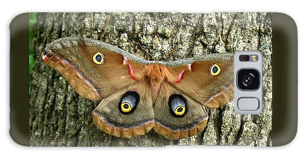 Polyphemus Moth Galaxy Case