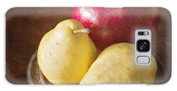 Pomegranate And Yellow Pear Still Life Galaxy Case