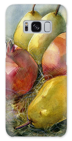 Pomegranates And Pears Galaxy Case