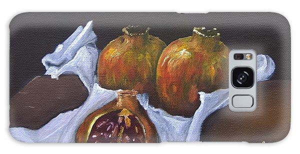 Pomegranates Galaxy Case