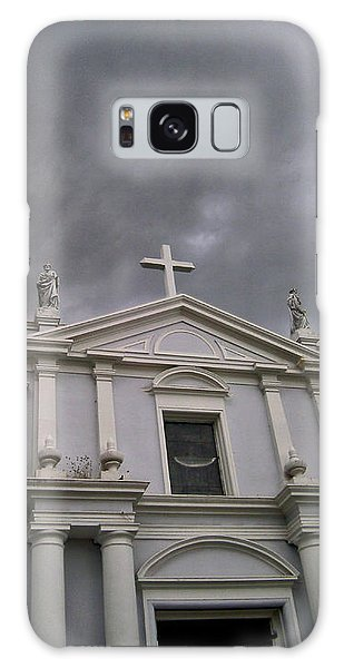 Ponce Cathedral Galaxy Case