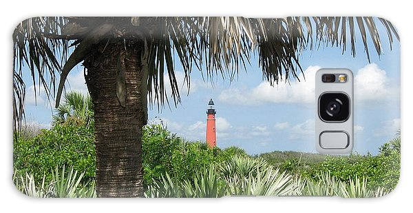 Ponce Inlet Lighthouse Florida 2 Galaxy Case by Brian Johnson