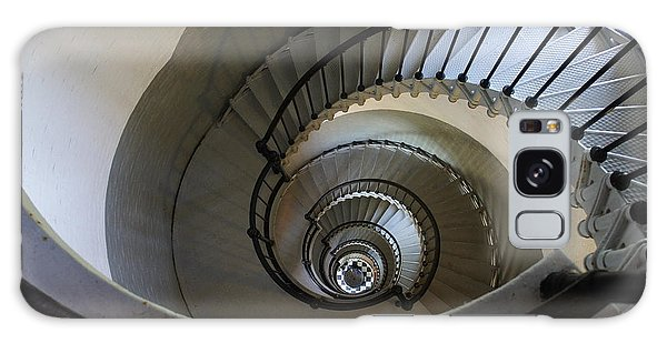 Ponce Stairs Galaxy Case by Laurie Perry