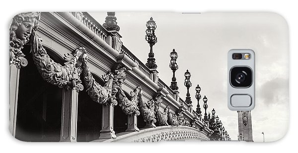 Architecture Galaxy Case - Pont Alexandre IIi by Melanie Alexandra Price