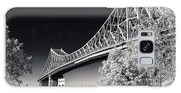 Pont Jacques Cartier Galaxy Case by Bianca Nadeau