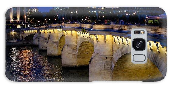 Pont Neuf Bridge - Paris - France Galaxy Case