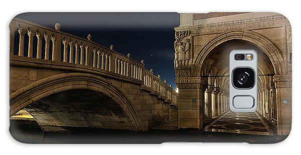 Ponte Della Paglia Galaxy Case