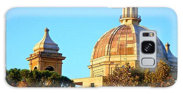 Ponte Milvio Roma Galaxy Case