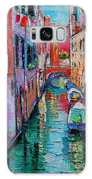 Ponte Raspi O Sansoni - Venice - Italy Galaxy Case