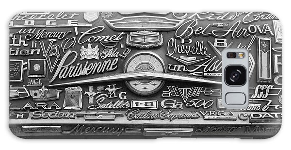 Pontiac Hood Galaxy Case by Chris Dutton