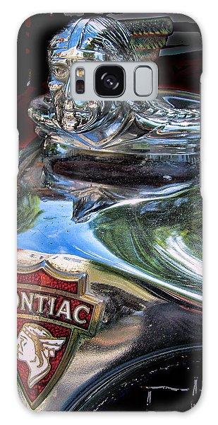 Pontiac Hood Ornament Galaxy Case
