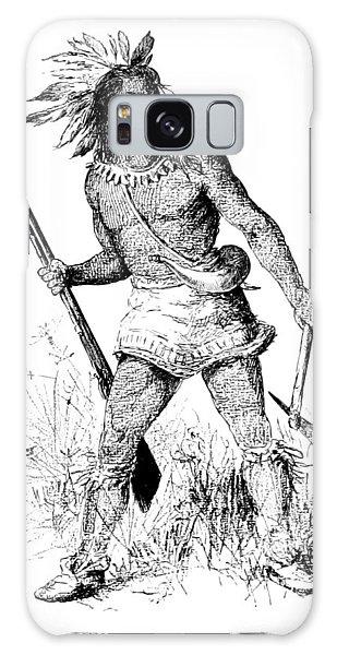 Pontiac, Odawa War Chief Galaxy Case by British Library