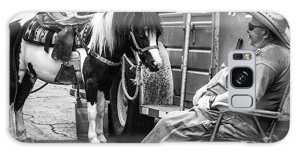 Pony Ride Galaxy Case