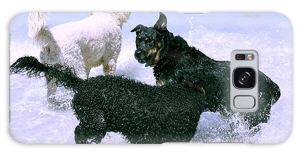 Pooch Play Galaxy Case