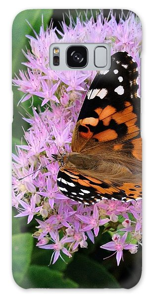 Poor Butterfly Galaxy Case by Photographic Arts And Design Studio
