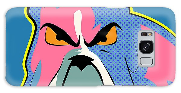 Vector Galaxy Case - Pop Art Dog  by Mark Ashkenazi