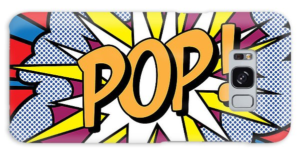 Pop Art Galaxy Case