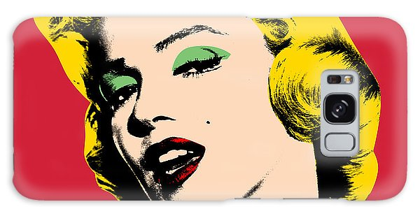 Hollywood Galaxy Case - Pop Art by Mark Ashkenazi