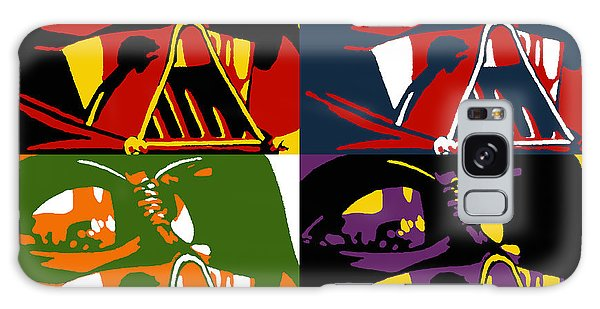 Pop Art Vader Galaxy Case