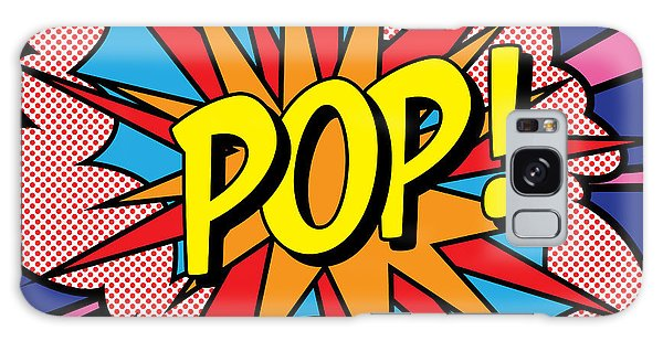 Vector Galaxy Case - Pop Exclamation by Gary Grayson