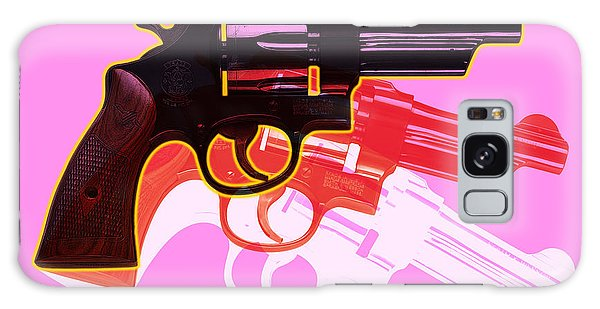 Vector Galaxy Case - Pop Handgun by Gary Grayson