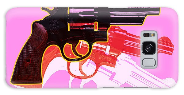Graphic Galaxy Case - Pop Handgun by Gary Grayson