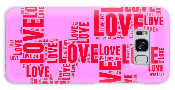 Sixties Galaxy Case - Pop Love 4 by Delphimages Photo Creations